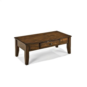Intercon FurnitureKona Coffee Table  Raisin
