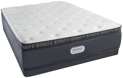 BeautyRest - Platinum - Framingham - Plush - Pillow Top - Cal King