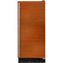 "Solid Panel Ready Overlay Door, Right Hinge 15"" Refrigerator"