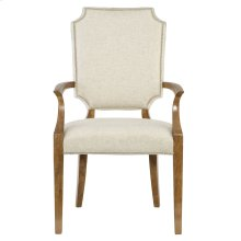 Soho Luxe Arm Chair in Dark Caramel (368)