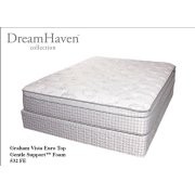 Dreamhaven - Graham Vista - Euro Top - Queen Product Image