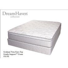 Dreamhaven - Graham Vista - Euro Top - King