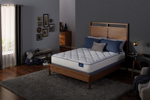 Perfect Sleeper - Select - Canal Lake - Tight Top - Plush - Queen