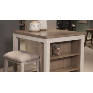 Ashley FurnitureSIGNATURE DESIGN BY ASHLEYRECT DRM Counter TBL Set(3/CN)