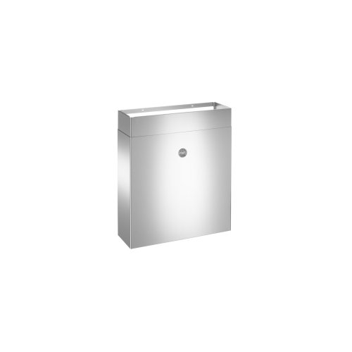 36 Full Width Duct Cover Stainless Steel