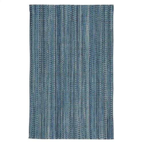 Worthington Lake Blue Flat Woven Rugs