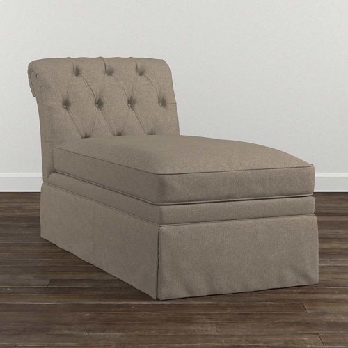 Alinea Petit Armless Chaise