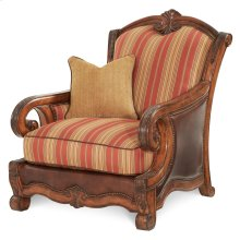 Leather/fabric Chair