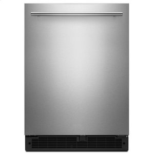 Whirlpool24-inch Wide Undercounter Refrigerator with Towel Bar Handle - 5.1 cu. ft.