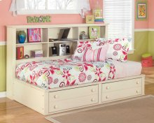 Twin/Full Storage Footboard