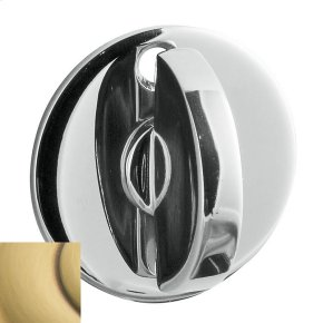 Satin Brass and Brown 6750 Turn Piece