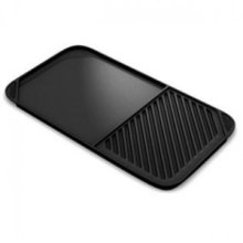 Chef's Design Side-by-Side Smooth/Ribbed Griddle