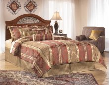 Fairbrooks Estate - Reddish Brown 2 Piece Bed Set (Queen)