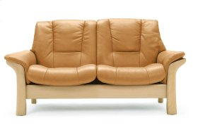 Stressless Buckingham Loveseat Low-back