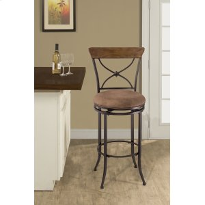 Hillsdale FurnitureCharleston X-back Counter Stool