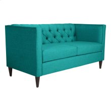 Grant Loveseat Teal