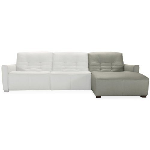 Living Room Reaux RAF Chaise Component