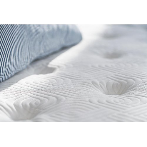 Response - Essentials Collection - Happiness - Plush - Euro Pillow Top - Split Queen