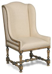 Dining Room Davalle Chateau Linen Arm Dining Chair