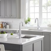 Avery Selectronic Hands-Free Pull-Down Kitchen Faucet  American Standard - Polished Chrome