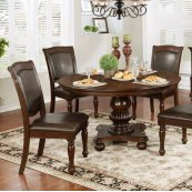 Alpena Round Dining Table