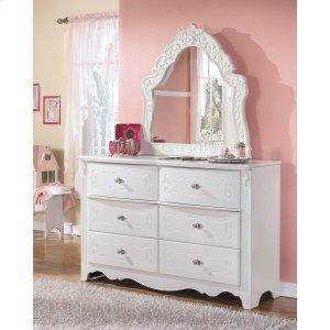 Ashley Furniture Exquisite - White 2 Piece Bedroom Set