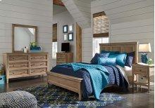 Klasholm - Light Brown 3 Piece Bed Set (Full)