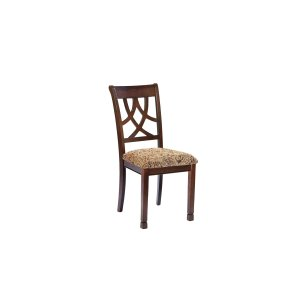 Ashley Furniture Leahlyn - Medium Brown Set Of 2 Dining Room Chairs