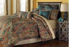 9pc Queen Comforter Set Honey