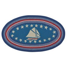Hyport-Sailboat Colonial Braided Rugs