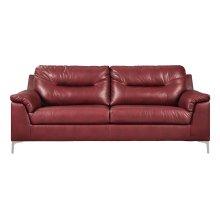 Tensas Crimson Sofa