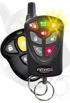 LED 2-Way Remote Start System