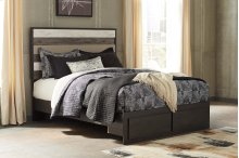 Micco - Multi 4 Piece Bed Set (Queen)