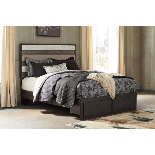 Micco - Multi 4 Piece Bed Set (Queen)