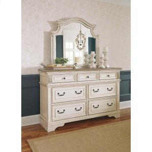 Ashley Furniture Realyn - Chipped White 2 Piece Bedroom Set