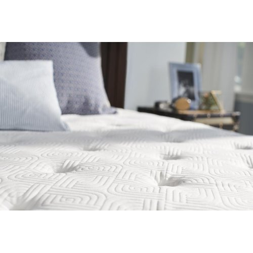 Response - Essentials Collection - Happiness - Plush - Euro Pillow Top - Queen