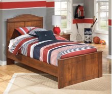 Barchan - Medium Brown 3 Piece Bed Set (Twin)
