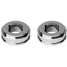 Chrome Plate Freestanding leg adapters to suit V136-A