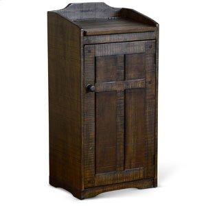 Sunny DesignsHomestead Trash Box