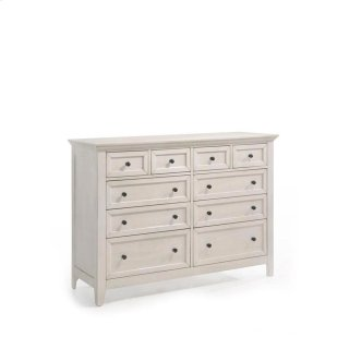 San Mateo 10 Drawer Dresser