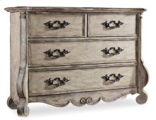 Bedroom Chatelet Media Chest