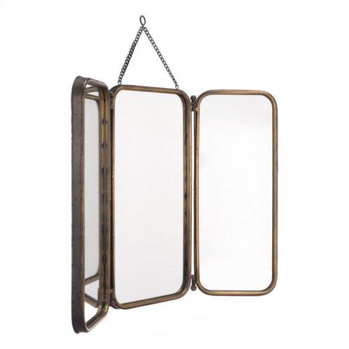 Tri Mirror Gold