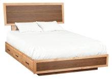 DUET Addison Queen Adjustable Storage Bed
