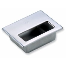 Stainless Steel Flush Pull