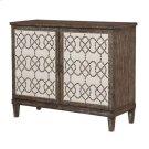 Hidden Treasures Nailhead Cabinet Product Image
