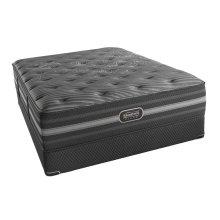Beautyrest - Black - Mariela - Plush - Tight Top - Full XL