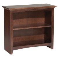 "CAF 29""H x 30""W McKenzie Alder Bookcase Product Image"