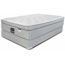 Titanium - Luxury Euro Top - Pillow Top - Twin