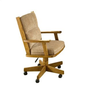 Intercon FurnitureClassic Oak Chestnut Game Chair