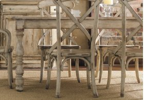 Dining Room Wakefield Rectangle Leg Dining Table